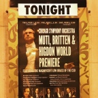 Muti, Britten, & Higdon World Premiere